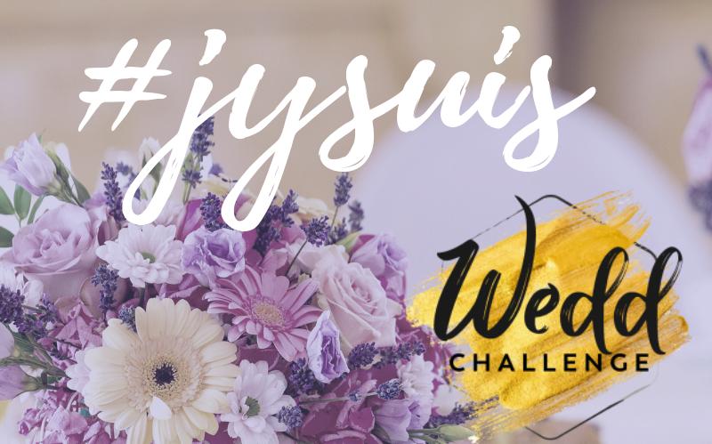 La fleuriste Rouge pivoine est présente au Wedd'challenge 2019 !